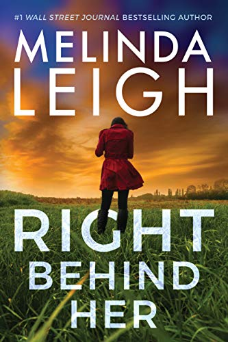 Right Behind Her (Bree Taggert Book 4) by [Melinda Leigh]