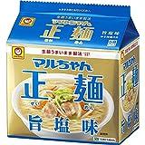 マルちゃん正麺 旨塩味 5食×6個