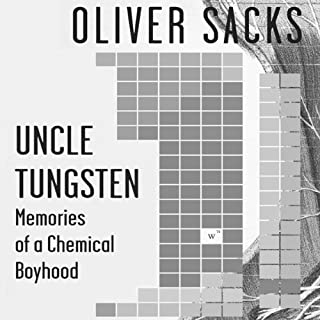 Uncle Tungsten audiobook cover art