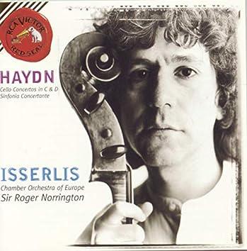 Haydn: Cello Concertos in C & D