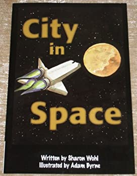 Paperback City in Space Book