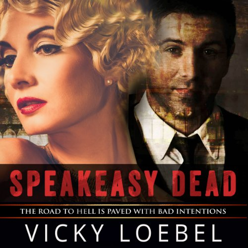 Speakeasy Dead audiobook cover art