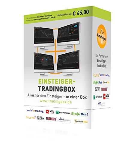 Die Einsteiger-Tradingbox: Alles für den Einsteiger – in einer Box