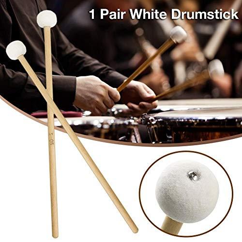 Oddity Baquetas y mazas Timbales Tambores Accesorios de percusión, 1 par