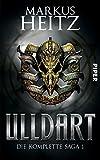 Ulldart: Die komplette Saga 1 (Ulldart. Die dunkle Zeit)