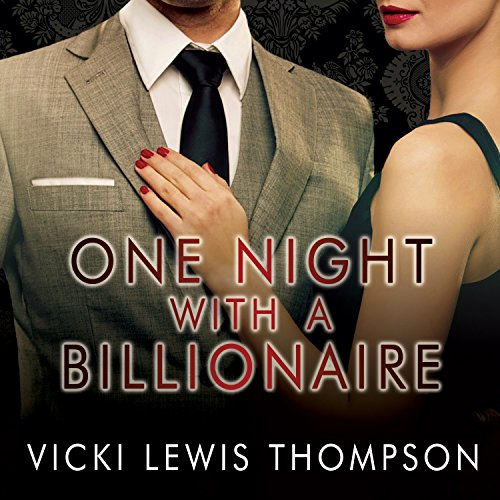 One Night with a Billionaire cover art