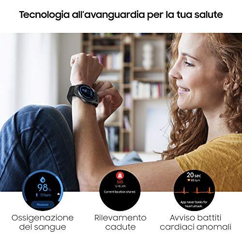 Samsung Galaxy Watch 3 (Bluetooth) 41mm - Smartwatch Mystic Bronze, SM-R850NZDAEUB [Spanish Version]