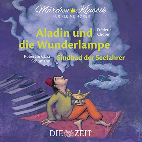 Aladin und die Wunderlampe / Sindbad der Seefahrer cover art