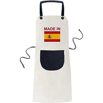 DIYthinker Hecho en España País Amor Delantal de Cocina Cooking ...