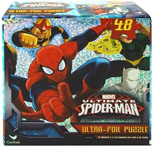 Spiderman 48 ece Ultra Foil Puzzle