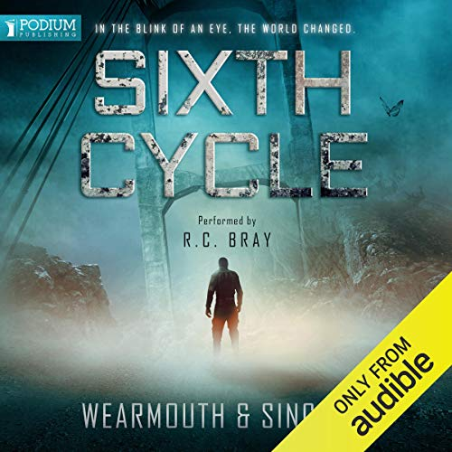 Sixth Cycle Audiobook By Darren Wearmouth, Carl Sinclair cover art
