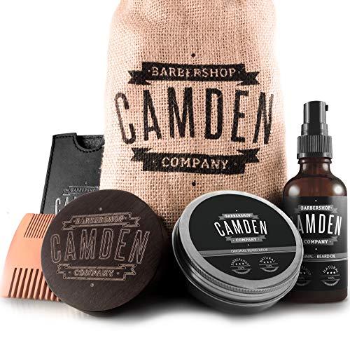 Camden Deluxe Bartpflege-Set