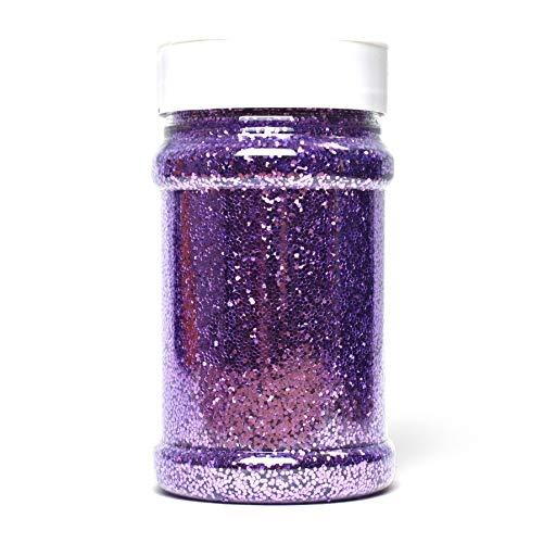 Glitterexpress Glitzer, Lavendel, 250 g