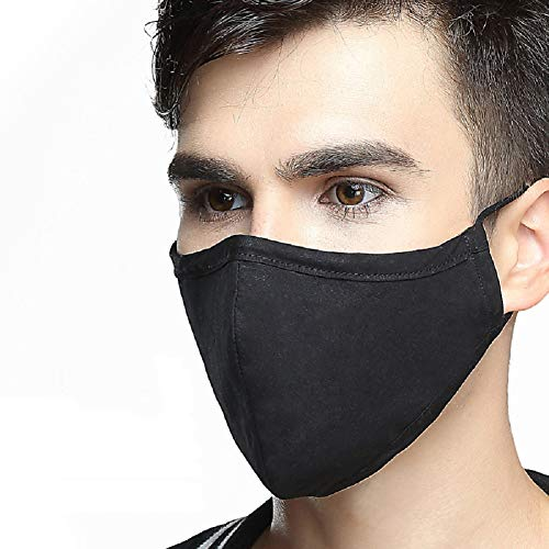 Facial Protection Filtration 95%, Anti-Fog, Dust-Proof Adjustable Headgear Full Face Protection Masks