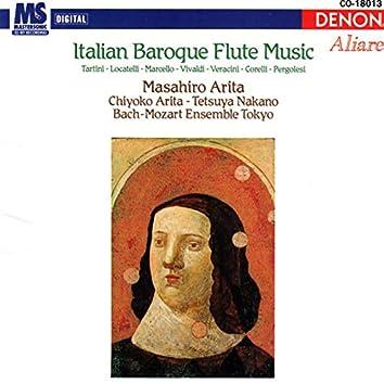 Italian Baroque Flute Music