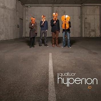 Quatuor Hyperion: Io