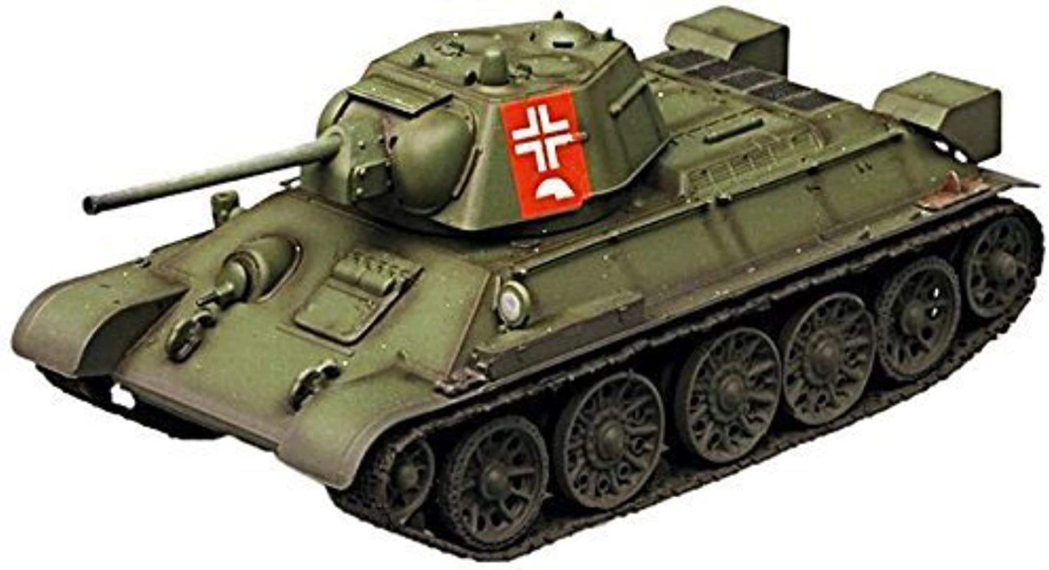 ventas calientes Easy Model 1 72 Scale  T-34 T-34 T-34 76 Russian Army  Model Kit by Easy Model  más orden