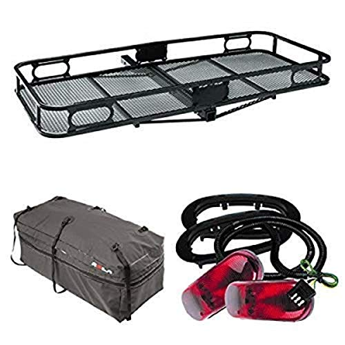 Pro Series Cargo Carrier with Bag and Carrier...