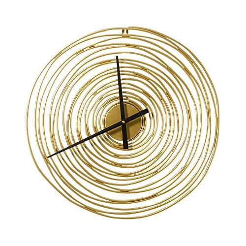 Klokken Iron Annual Ring wandklok hanger, Room wanddecoratie Porch Metal Crafts Wandversiering alarm clock