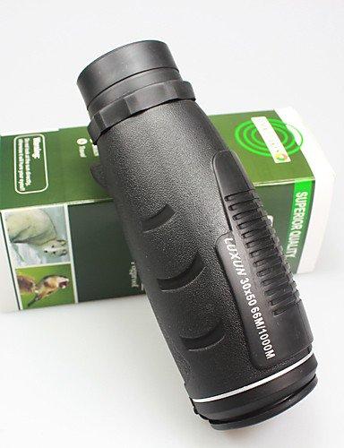 PIGE Luxun 30 50mm mm monoculaire BAK4 Weather Resistant # # Central Mise au point multi-enduit Usage général Normale Noir