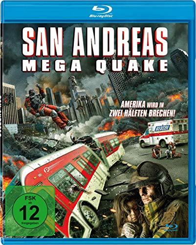 San Andreas Mega Quake [Blu-ray]