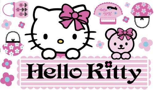 Decofun 43260 Hello Kitty - Large Wall Sticker