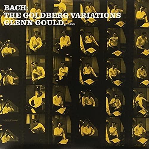 Bach: The Goldberg Variations [Vinilo]