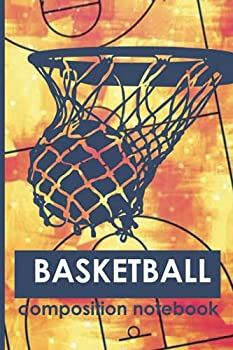 basketball composition notebook  Basketball College Ruled Lined Pages Book Basketball Repeat | School Exercise Book For Writing and Taking Notes | for Eat Sleep