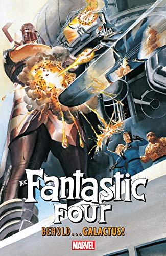 Fantastic Four: Behold... Galactus! (Fantastic Four (1961-1996)) (English Edition)