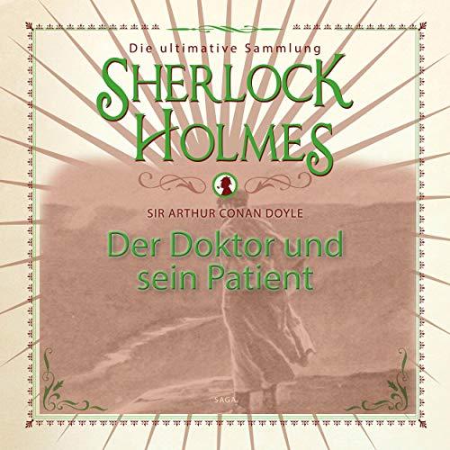Der Doktor und sein Patient audiobook cover art