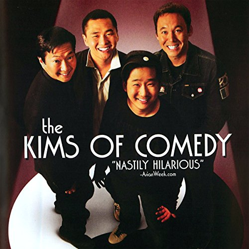 The Kims of Comedy cover art