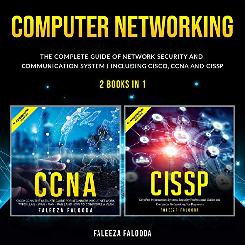 51ZTkhDGQML - Computer Networking: The Complete Guide of Network Security and Communication System (Including Cisco, CCNA and CISSP)