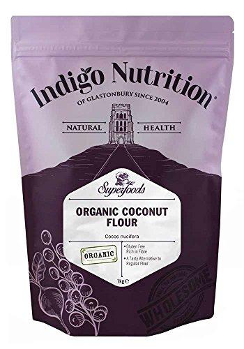 Harina De Coco Nutricion
