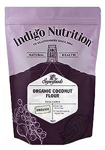 Harina de Coco Orgánico - 1kg (Orgánico Certificado)