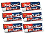Ring Guard Ringworm Cream,Athlete Foot, Backterial Fungal Skin Infection,Eczema etc. 20g Pack - 6X