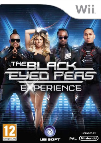 The Black Eyed Peas Experience - D1 Versioning [AT PEGI] [Edizione: Germania]