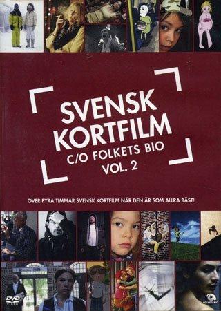Swedish Short Film Collection (20 Films) - Vol. 2 ( Fäst vid dig / Spel / Perrongrn / Nu händer det igen / Fågelburen / Jag vill va doms kompis / Fish / Lidingö [ Schwedische Import ]