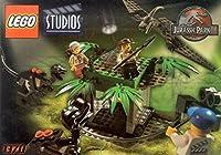 "INSTRUCTION MANUALS for Lego Studios Set #1370 ""RAPTOR RUMBLE"" by LEGO [並行輸入品]"