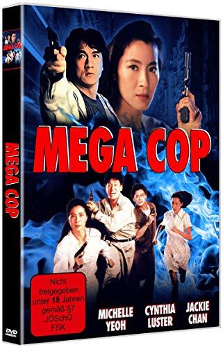 Mega Cop - Cover A - Limited Edition