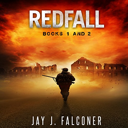 Redfall: Boxed Set audiobook cover art