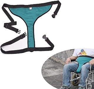 YAOBAO Sujeción del cinturón de la Silla de Ruedas para Personas Mayores, cinturón de Seguridad