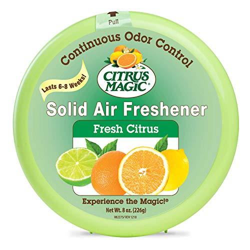 Citrus Magic Solid Air Freshener Fresh Citrus, 8-Ounce