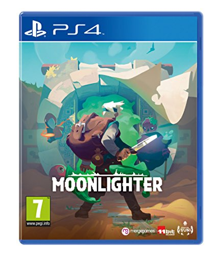 Moonlighter Ps4- Playstation 4