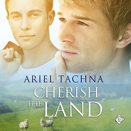 Cherish the Land audiobook cover art