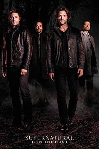 Supernatural Season 12 Maxi Poster 61 x 91,5 cm