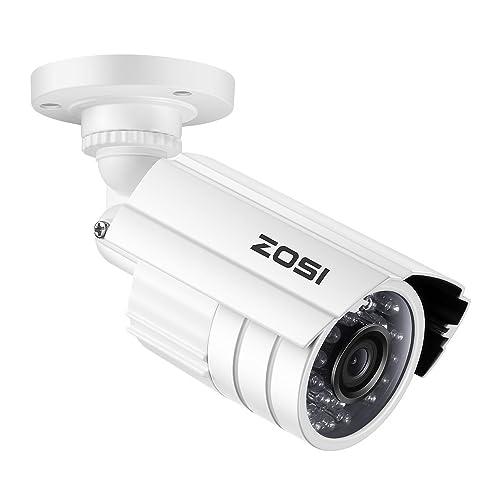 Surveillance Cameras Zosi Hd-tvi 720p 24pcs Ir Leds Security Surveillance Cctv Camera Had Ir Cut High Resolution Outdoor Weatherproof Camera Convenience Goods