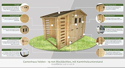 Gartenhaus Velden
