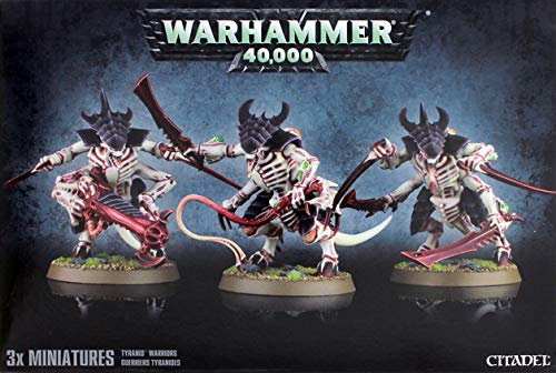 Games Workshop Warhammer 40k Tyranid Warriors 2015