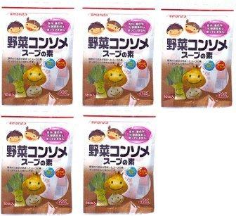 MS野菜コンソメスープの素30g(3g×10袋入り)×5個★送料無料ネコポス