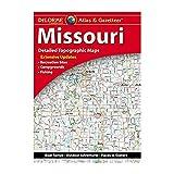 Garmin Delorme Atlas & Gazetteer Paper maps- Missouri